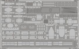 Eduard USS Arizona 1941 (Hobby Boss)