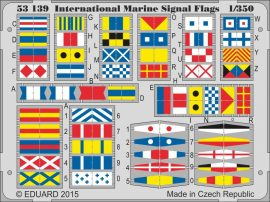 Eduard International Marine Signal Flags