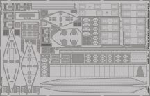 Eduard German Submarine Type IX C/40 hull pt. 2 (Revell)