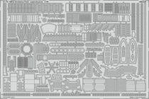 Eduard HMCS Snowberry pt. 2 superstructure (Revell)