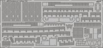 Eduard HMCS Snowberry pt. 3 railings (Revell)