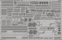 Eduard USS Iwo Jima LHD-7 pt.1 assault craft units (Trumpeter)