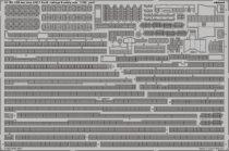 Eduard USS Iwo Jima LHD-7 pt.4 railings & safety nets (Trumpeter)