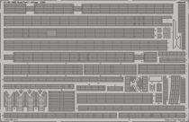 Eduard HMS Hood pt. 3 railings (Trumpeter)