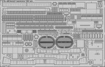 Eduard HMS Hood pt. 6 superstructure (Trumpeter)
