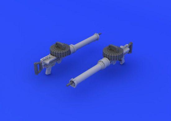 Eduard Lewis WWI gun