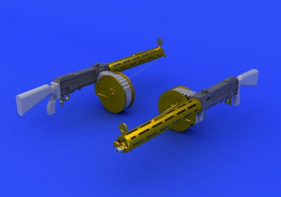 Eduard MG 14 Parabellum WWI gun