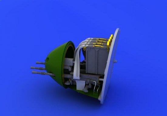 Eduard Mosquito FB Mk.VI nose guns (TAMIYA)