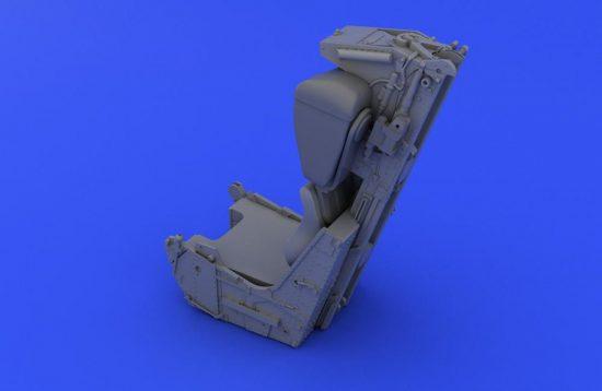 Eduard F-4C/D/E/F/G seat (HASEGAWA)