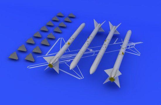 Eduard AIM-7M Sparrow