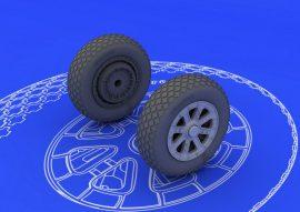 Eduard F6F wheels (EDUARD)