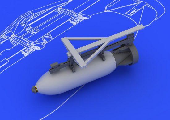Eduard Spitfire 500lb bomb set (EDUARD)