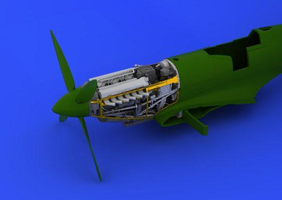 Eduard Spitfire Mk.IX engine (EDUARD)