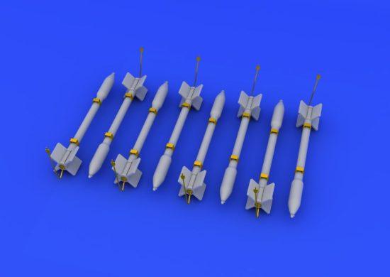 Eduard FFAR rockets
