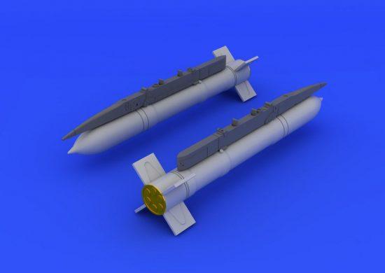 Eduard S-24 rocket (EDUARD)