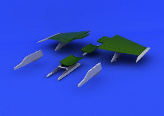 Eduard F-104 pylons