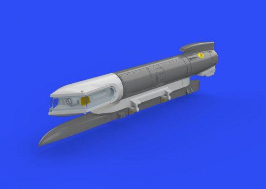 Eduard Sniper ATP for Harrier GR.9 (Eduard, Hasegawa)