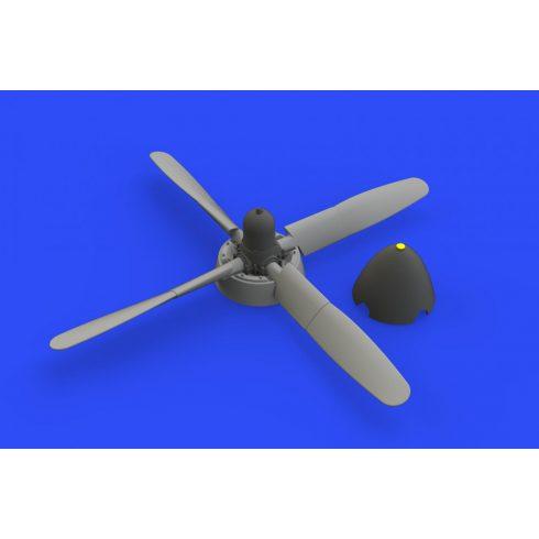 Eduard P-51D Hamilton Standard propeller (Eduard)