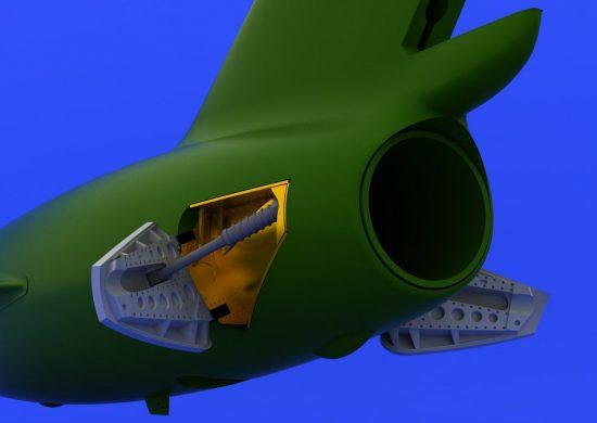 Eduard MiG-15 airbrakes (EDUARD)
