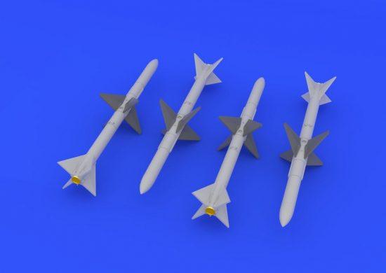 Eduard AIM-7E Sparrow