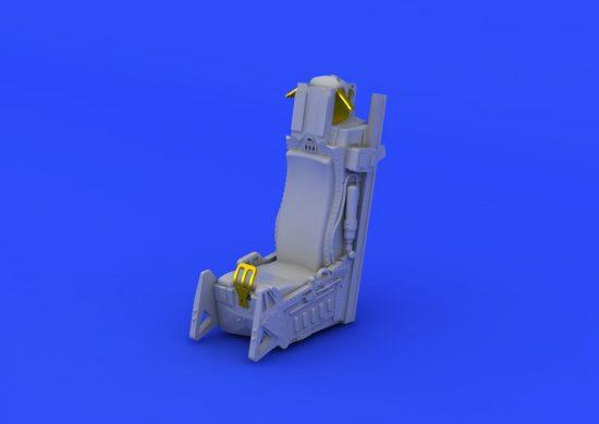 Eduard F-16CJ Block 50 ejection seat (TAMIYA)
