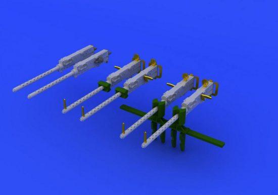 Eduard M-2 Browning guns