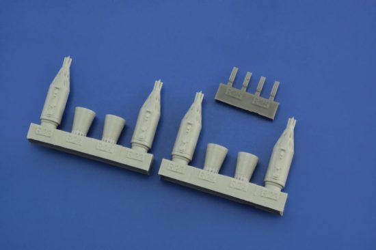 Eduard UB-32 rocket pods