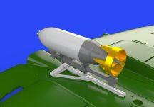 Eduard Spitfire 500lb bomb set(Eduard)