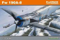 Eduard Fw 190A-8 makett