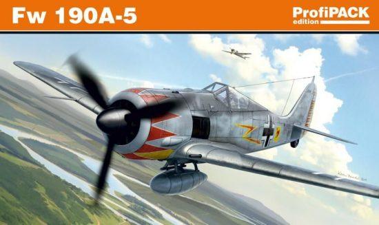 Eduard Fw 190A-5 Profipack makett