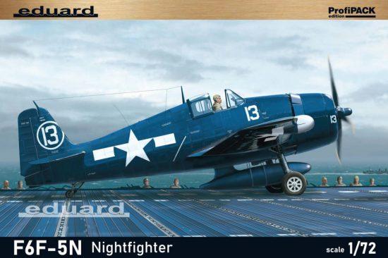 Eduard F6F-3/5N Nightfighter ProfiPACK
