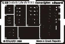 Eduard Seatbelts Luftwaffe Fighters