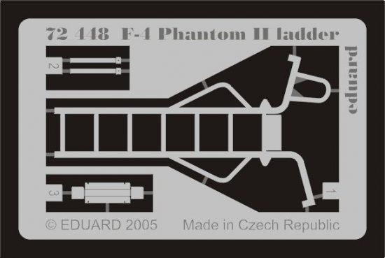 Eduard F-4 ladder