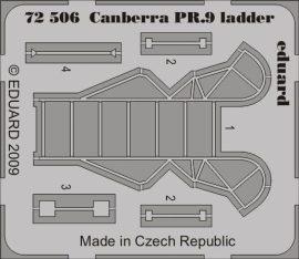 Eduard Canberra PR.9 ladder (Airfix)