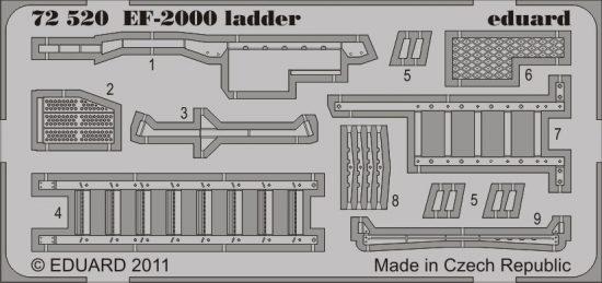 Eduard EF-2000 ladder