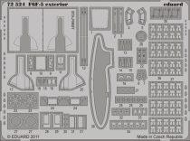Eduard F6F-5 exterior (Eduard)