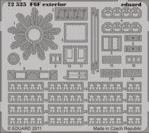 Eduard F6F exterior (Cyber Hobby)