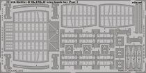 Eduard Halifax B Mk.I/Mk.II wing bomb bay (Revell)