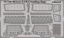 Eduard Meteor F.1/F.3 landing flaps (Dragon, Cyber Hobby)