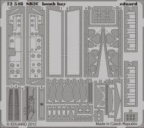 Eduard SB2C bomb bay (Cyber Hobby)