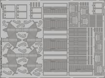Eduard Sunderland Mk.I maintenance platforms (Italeri)