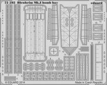 Eduard Blenheim Mk.I bomb bay (Airfix)