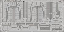 Eduard Halifax B Mk. III exterior (Revell)