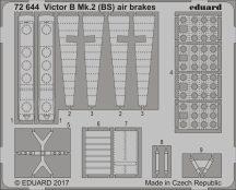 Eduard Victor B Mk.2 (BS) air brakes (Airfix)