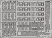 Eduard Do 17Z-2 bomb bay (ICM)