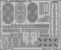 Eduard MiG-31B/BM (Trumpeter)