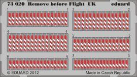 Eduard Remove before flight UK