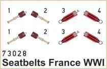 Eduard Seatbelts France WWI SUPERFABRIC