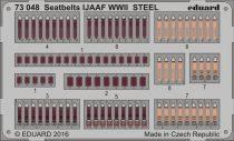 Eduard Seatbelts IJAAF WWII STEEL