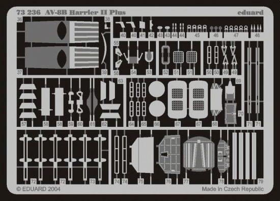 Eduard AV-8B Plus (Hasegawa)